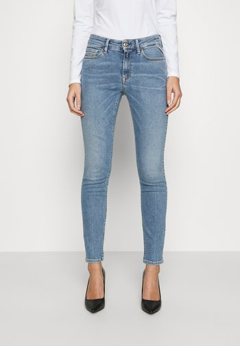 LUZIEN - Jeans Skinny Fit - light blue