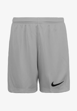 Sports shorts - pewter grey / black