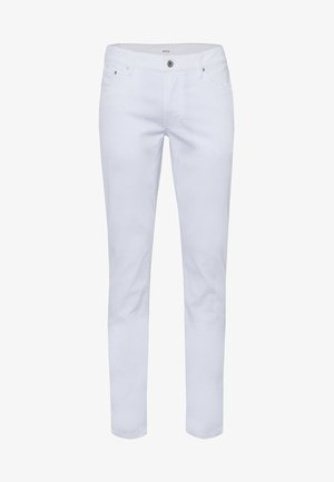 STYLE CHUCK - Jeans a sigaretta - white