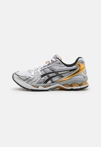 ASICS SportStyle - GEL-KAYANO 14 UNISEX - Joggesko - white/pure gold - 0
