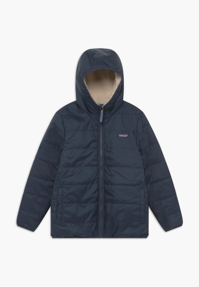 BOYS' REVERSIBLE READY FREDDY HOODY - Winterjas - new navy