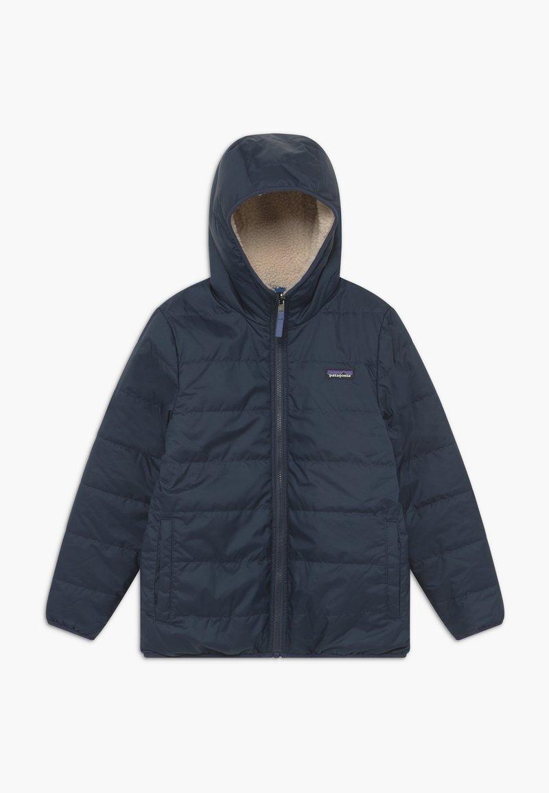 Patagonia - BOYS' REVERSIBLE READY FREDDY HOODY - Winter jacket - new navy