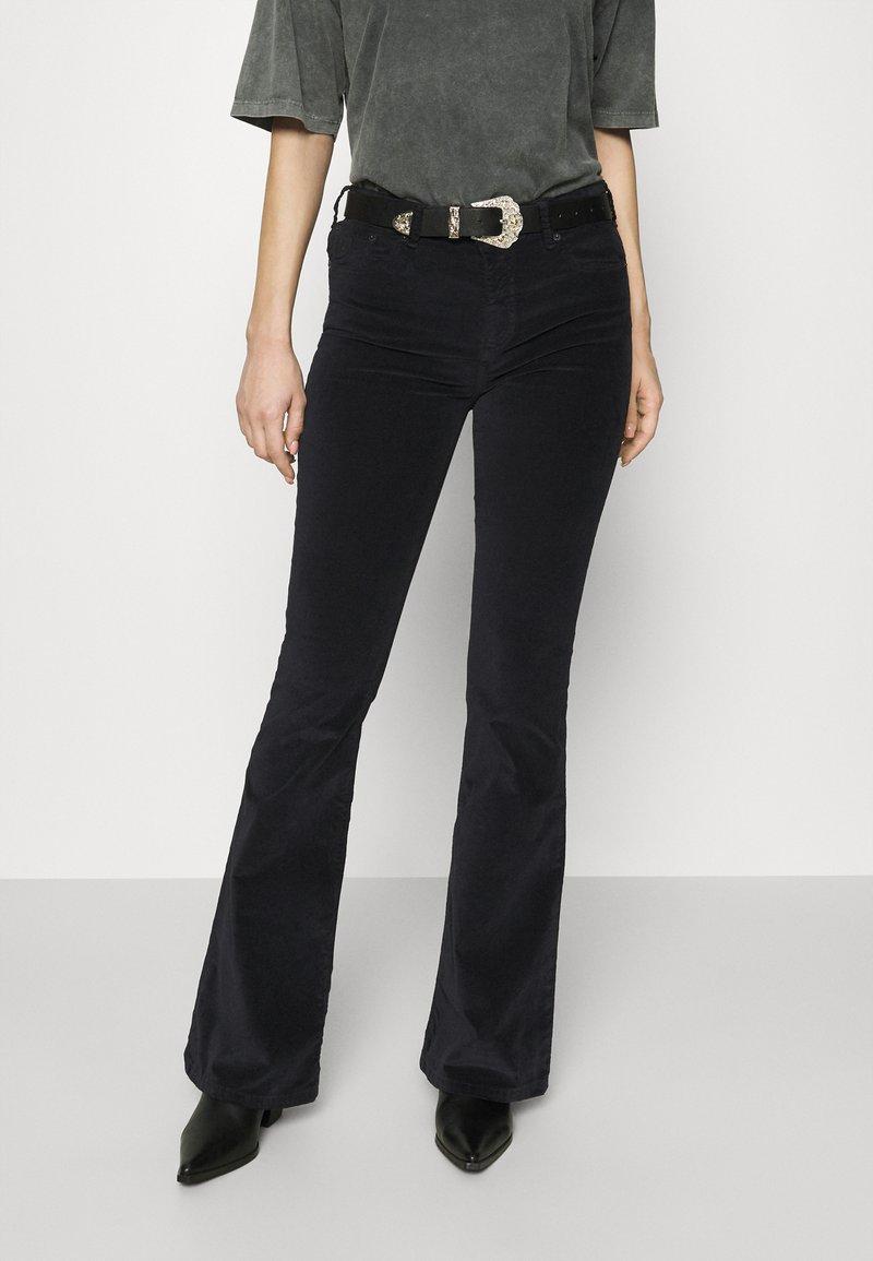 LOIS Jeans - RAVAL - Kalhoty - black