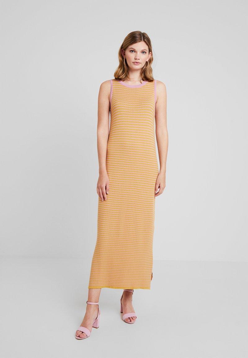 mint&berry - Maxi dress - mustard