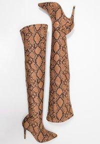 KIOMI - Over-the-knee boots - multicolor - 3