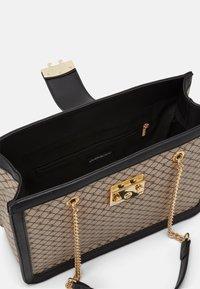 Even&Odd - Handbag - beige/black - 2