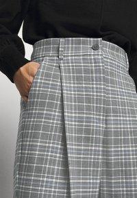 Marella - EGOISTA - Pantalon classique - grigio - 4
