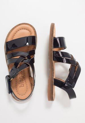 BARBARA - Sandals - deep