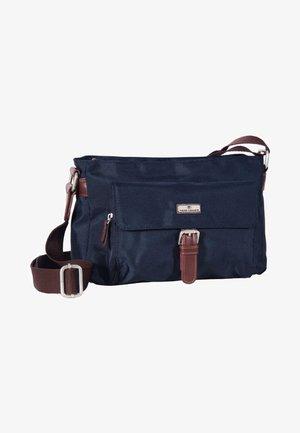 RINA  - Across body bag - blue