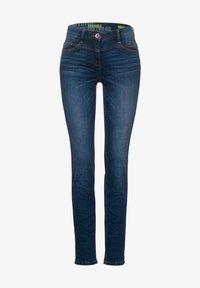 Cecil - Slim fit jeans - blau - 3