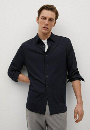 CREDA - Overhemd - dunkles marineblau