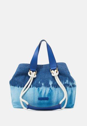 HAND BAG - Handbag - blue