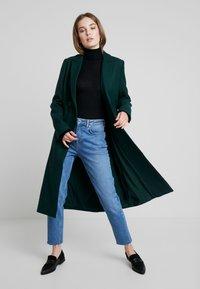 mint&berry - Classic coat - scarab - 1