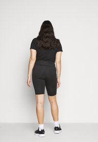 adidas Originals - TIGHT - Shorts - black/white - 2
