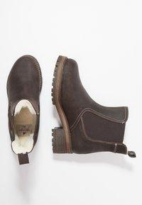 Shepherd - LOTTA - Classic ankle boots - moro - 3