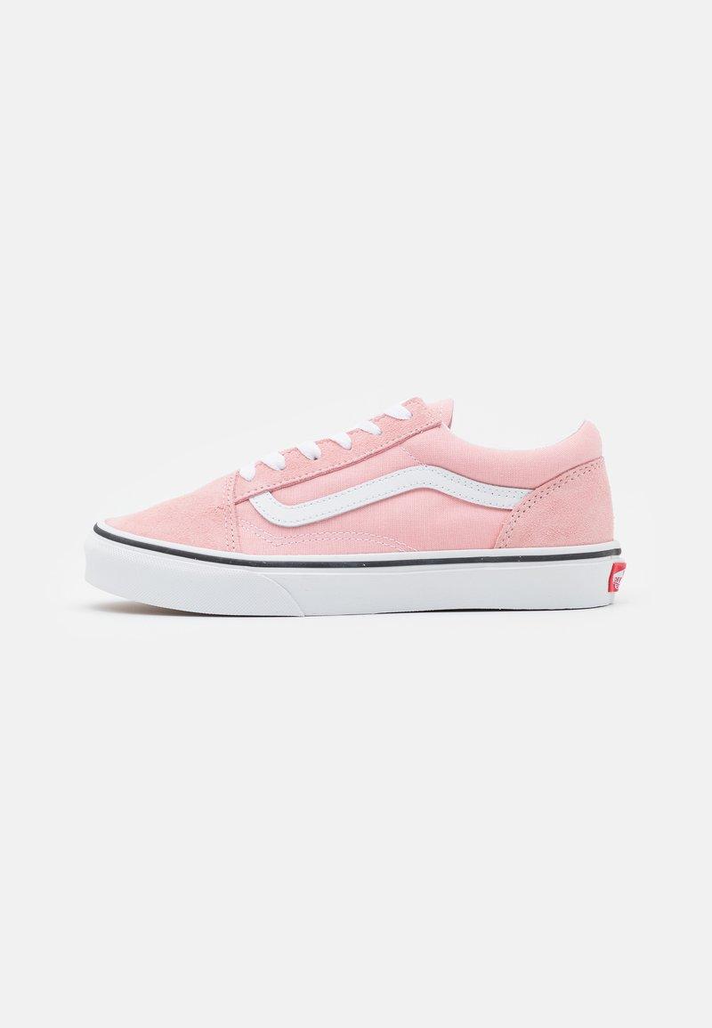 Vans - OLD SKOOL - Tenisky - powder pink/true white