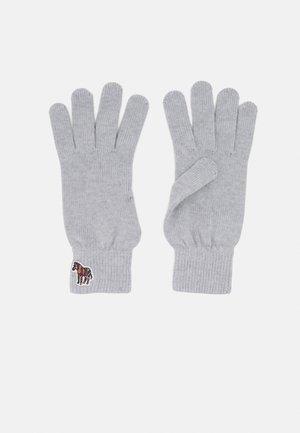 GLOVE ZEBRA - Gloves - grey