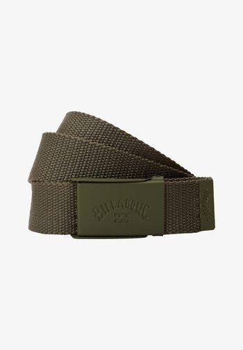 Belt - military