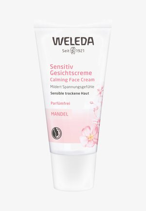 ALMOND CALMING FACE CREAM - Dagcrème - -