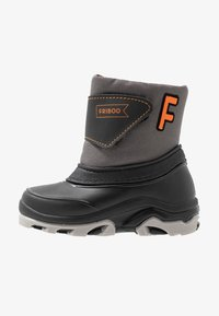 Friboo - Winter boots - anthracite - 1