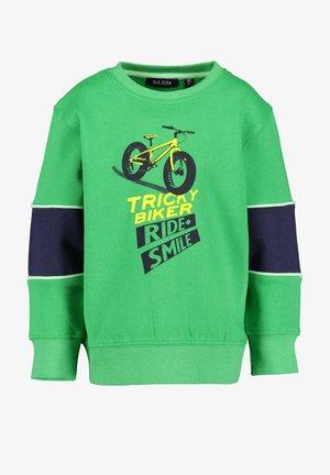 BIKE NOW - Sweater -  grün