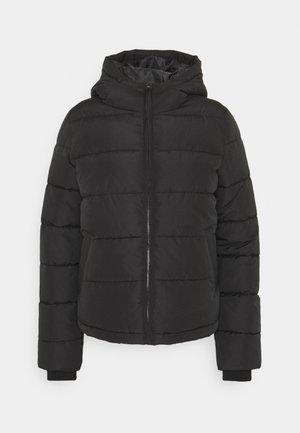 PCBEE SHORT JACKET - Veste d'hiver - black
