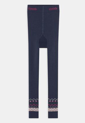 THERMO UNISEX - Leggings - Stockings - dark blue