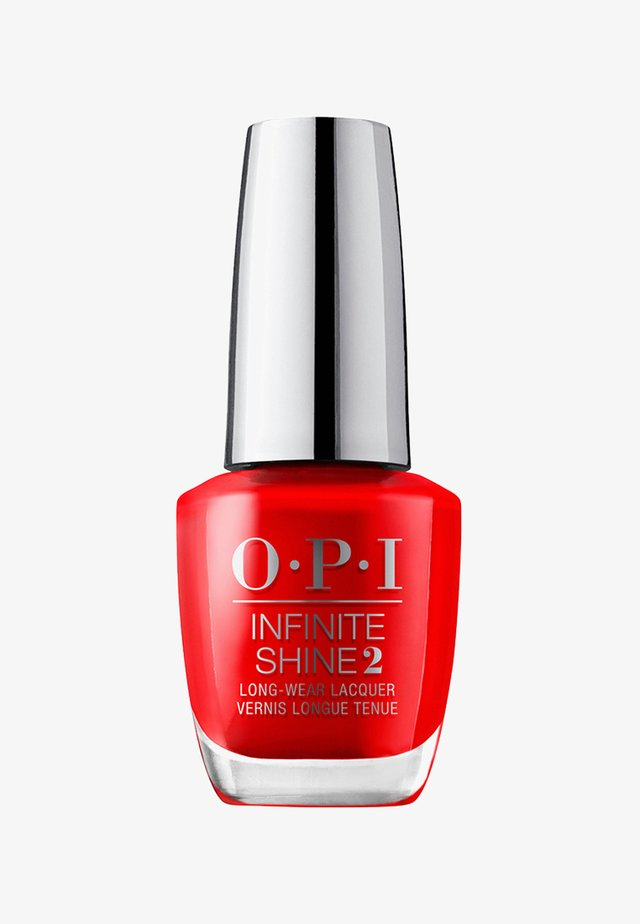 INFINITE SHINE - Nagellak - isl08 unrepentantly red