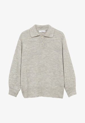 DANI-I - Polo shirt - grey