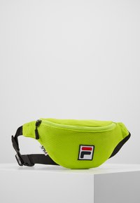 Fila - WAIST BAG SLIM - Sac banane - acid lime - 0