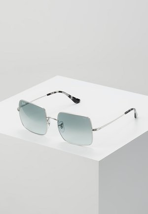SQUARE - Sunglasses - silver-coloured