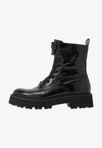 Kennel + Schmenger - POWER - Platform ankle boots - schwarz - 1