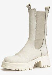 Inuovo - Boots - nb bone ubn - 5