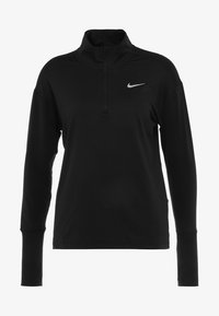 Nike Performance - Funktionsshirt - black/silver - 8