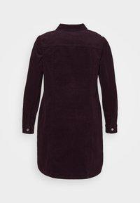 Dorothy Perkins Curve - DRESS - Robe chemise - purple - 1