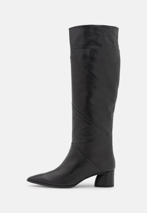 NELLA - Laarzen - schwarz