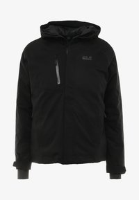 Jack Wolfskin - TROPOSPHERE JACKET - Outdoor jacket - black - 4