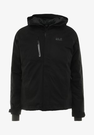 TROPOSPHERE JACKET - Outdoorjacka - black