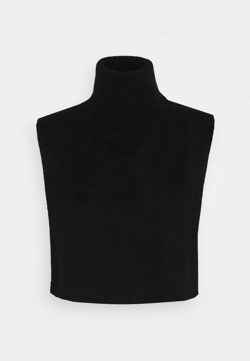 Pieces - PCRINKA NECKWARMER - Top - black