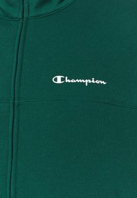 Champion - FULL ZIP SUIT SET - Trainingspak - green/black - 10