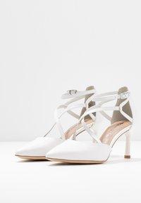 Tamaris - Classic heels - white - 4
