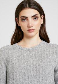 New Look - Jumper dress - mid grey - 4