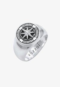 KUZZOI - SIEGEL - Ring - silber - 1