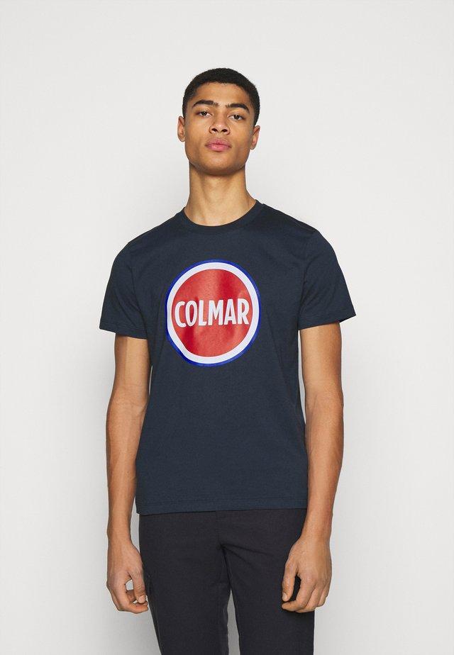 FIFTH - T-shirt imprimé - navy