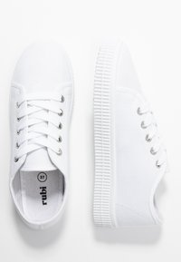Rubi Shoes by Cotton On - CHELSEA CREEPER PLIMSOLL - Tenisky - white - 3