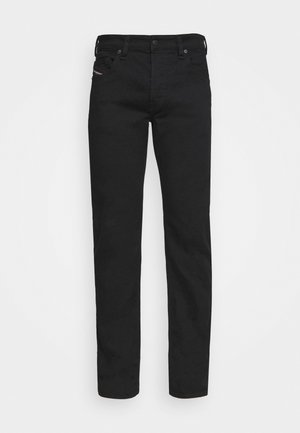 SAFADO-X - Straight leg jeans - black denim