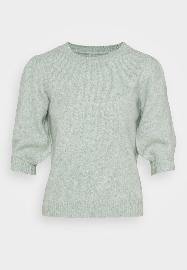 ENSOYA - Stickad tröja - multi sprout