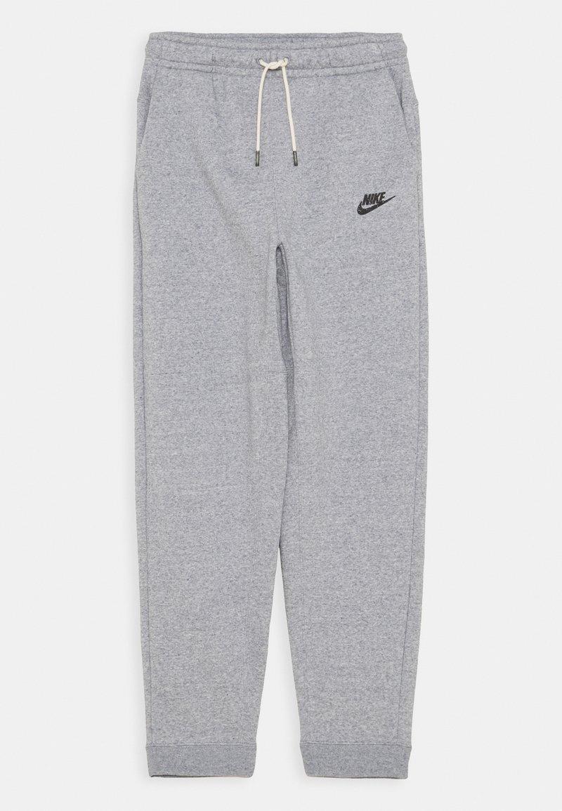 Nike Sportswear - REGRIND UNISEX - Trainingsbroek - obsidian/dark smoke grey