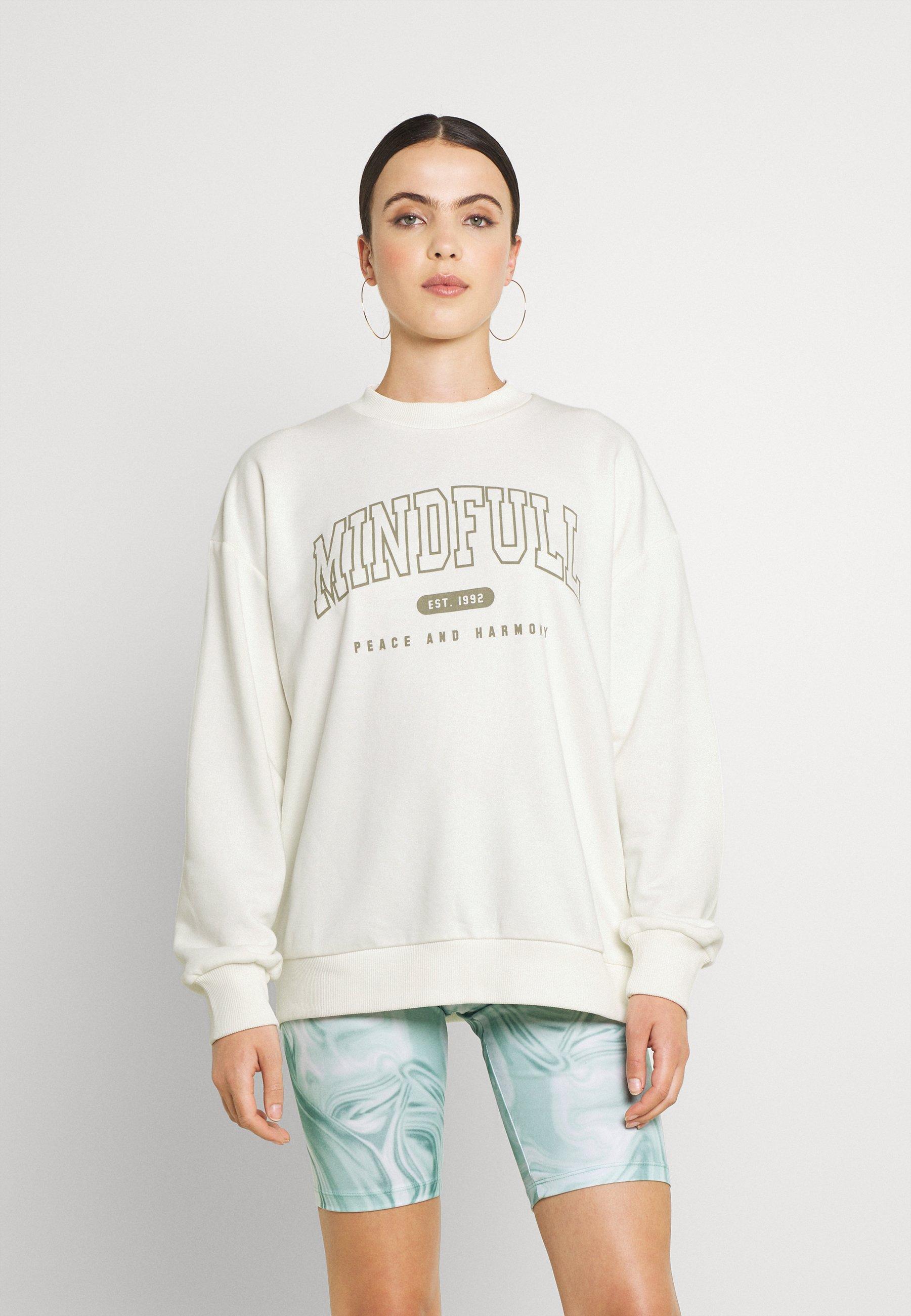 Women MINDFULL PRINTED - Sweatshirt