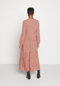 Even&Odd - Maxi dress - pink/black - 2